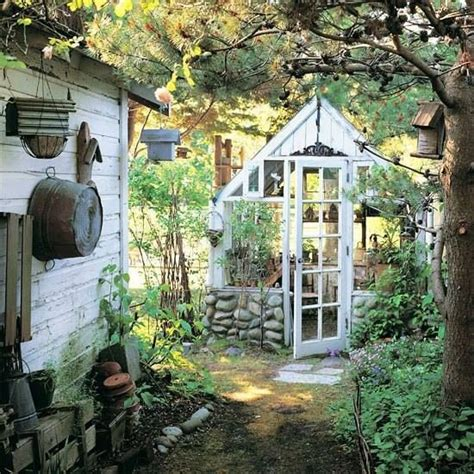 Potting Sheds And Greenhouses by Pin By O Dea On Gardens