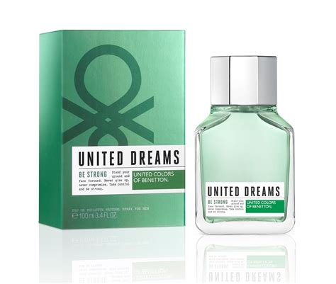 Benetton United Dreams Be Strong Edt 100ml united dreams be strong benetton cologne a new fragrance for 2015