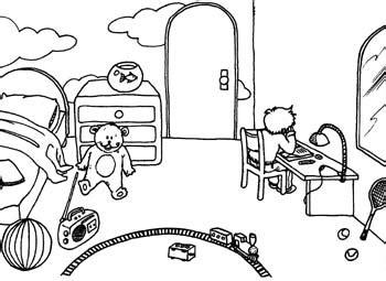 dessin chambre enfant 500 server error