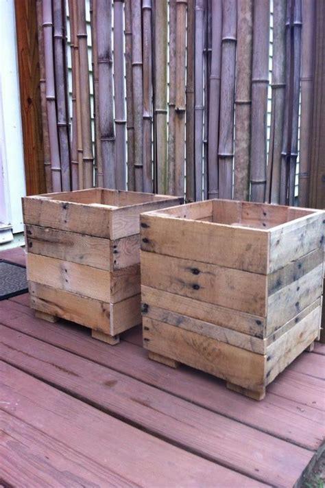 Gewürzschnecke Selber Bauen 1623 by Planter Boxes From Pallet Wood Holz G 228 Rten