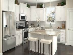 White L Shaped Kitchen With Island Top 10 Small L Shaped Kitchen 2017 Mybktouch