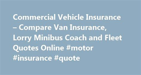 Motor Car Insurance Quote by 25 Best Ideas About Commercial On