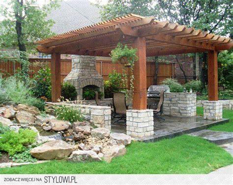 1000 Ideas About Pergola Patio On Backyard