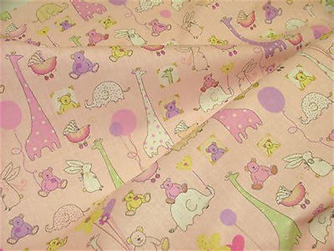 nursery curtain fabric uk babytime pink designer cotton nursery curtain soft
