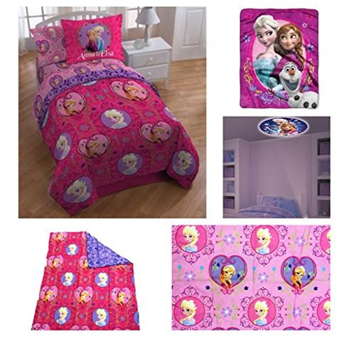 frozen bed in a bag disney frozen 6 piece bed in a bag twin bedding set