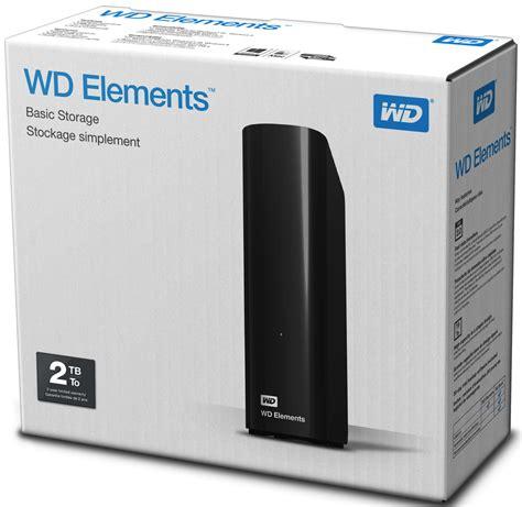 Ori Wd Elements Hardisk Eksternal 2tb 2 5 Usb3 0 Hitam 1 wd western digital hdd externe festplatte elements desktop 3 5 zoll 2tb usb 3 0 schwarz