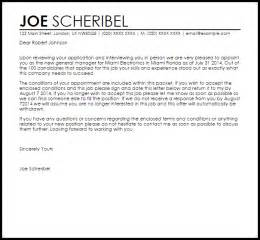 Appointment Letter Sample For Workers Job Appointment Letter Appointment Letters Livecareer