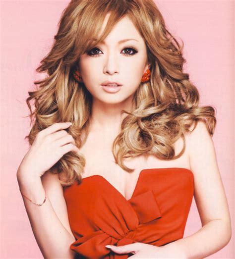 Setelan Jp Ayumi L shani ayumi hamasaki make up