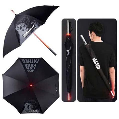 Darth Vader Umbrella by Wars Darth Vader Lightsaber Umbrella