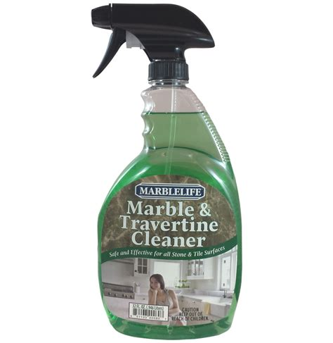 clean cleaner marble travertine cleaner 32 spray