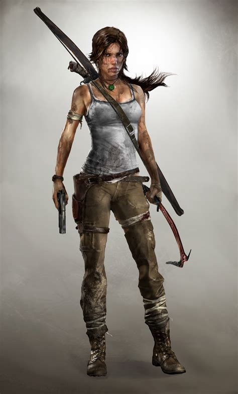 tomb raider news your source on lara croft games the new lara croft 2013 jpg 800 215 1324 gamer