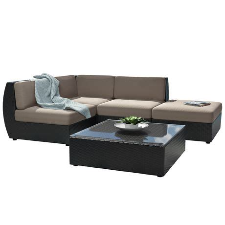 curved outdoor sectional canada corliving pps 601 z seattle curved sectional with chaise