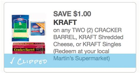 coupons kraft music