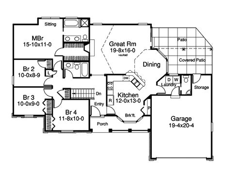 Luxury Ranch House Plans For Entertaining by Luxury Ranch House Floor Plans Luxury Ranch Style Home