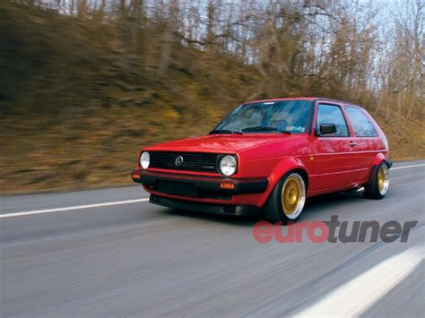 volkswagen golf 1989 1989 vw golf cl the extra mile eurotuner magazine