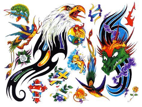 tattoo color png colour flash tattoo design img1 color tattoo design art