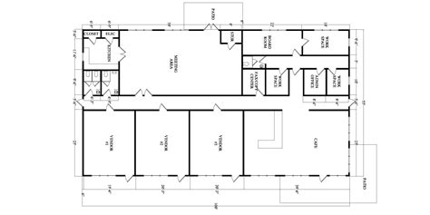 retail space floor plan retail steel buildings general steel
