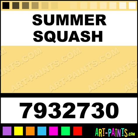 summer squash satin finishes ceramic paints 7932730 summer squash paint summer squash color