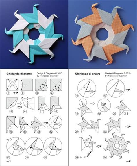 Best Origami Models - best 25 origami diagrams ideas on origami