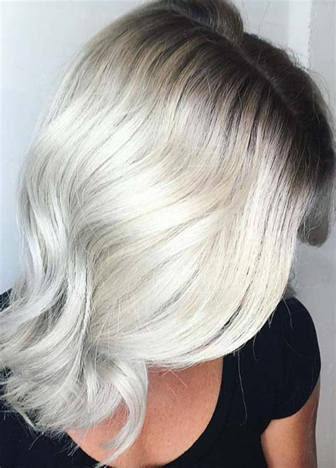 silver hair color ideas 85 silver hair color ideas and tips for dyeing