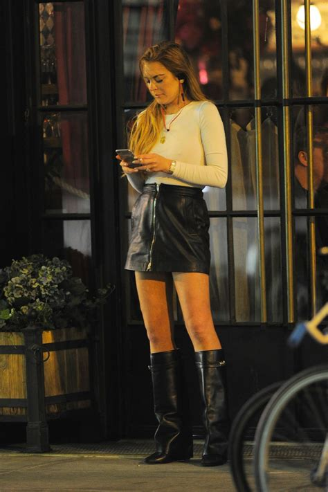 Lindsay Was Out Of by Lindsay Lohan Out In New York 05 20 2015 Hawtcelebs