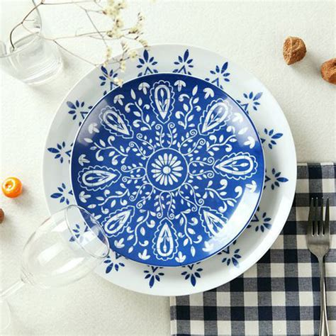 blue and white china l popular floral dinnerware sets buy cheap floral dinnerware