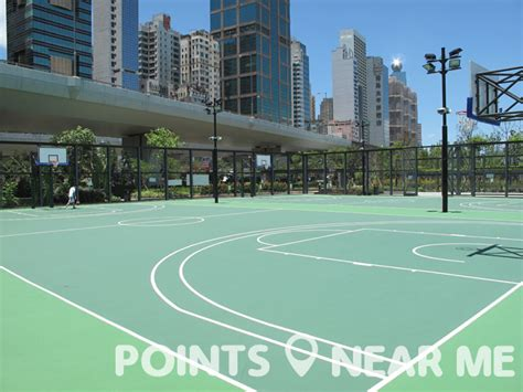 Basketball Courts Near Me Points Near Me