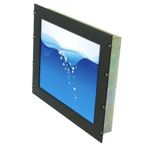 rack mount vga monitor rack mount displays human machine interfaces