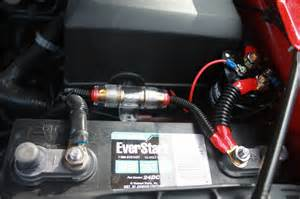 I Connected My Car Battery The Wrong Way Dual Battery Setup On My Silverado For C Power Andy