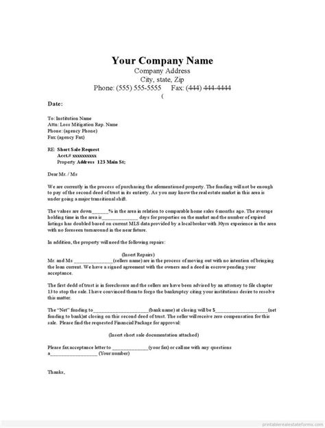 Offer Letter Obligation Sle Printable Offer To 2nd Condition Form