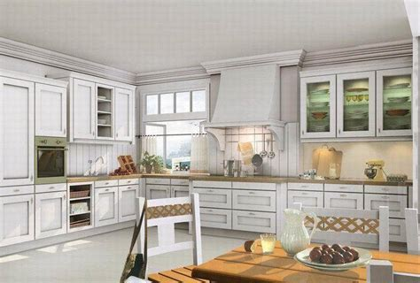 image painting kitchen cabinets white