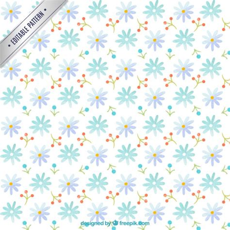 cute pattern vector free cute flower pattern vector free download