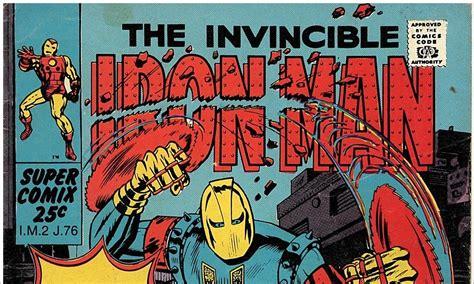south african comic books supercomix iron man