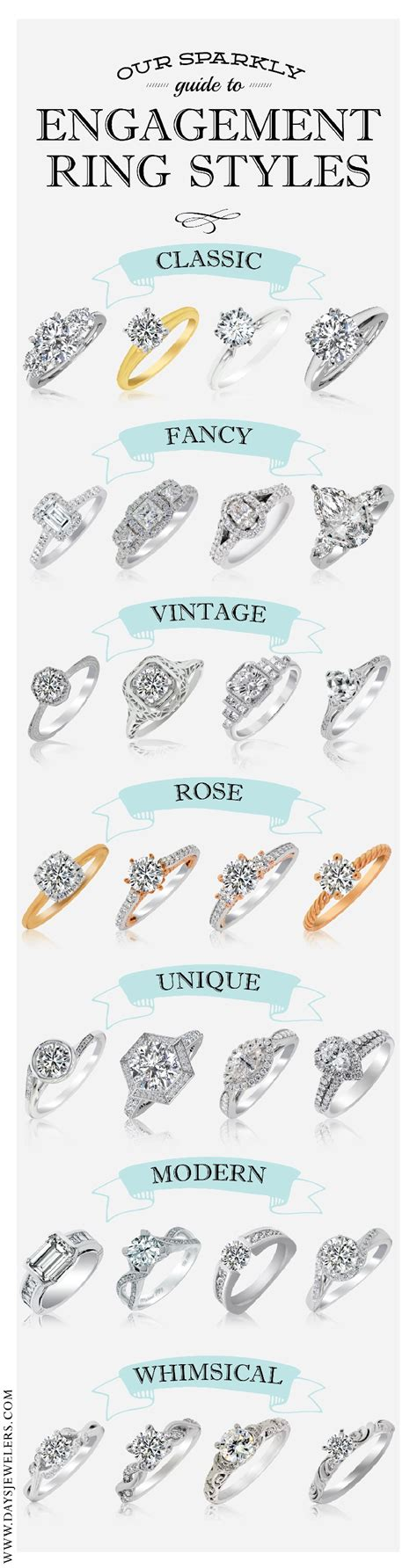 wedding ring styles guide engagement ring jewelry 201 jewelry