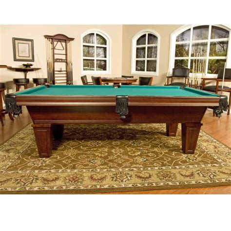 avon pool table by american heritage billiards