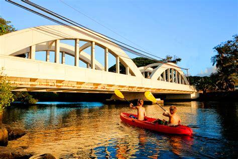 boat rental oahu north shore oahu kayaking north shore kayak rental