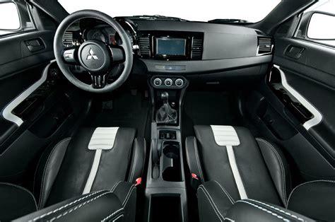 Evo X Custom Interior by 2017 Mitsubishi Lancer Evo X Release Date And Price Cars