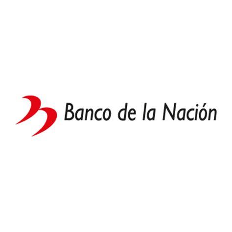 la bank de banco de la nacion vector logo banco de la nacion logo