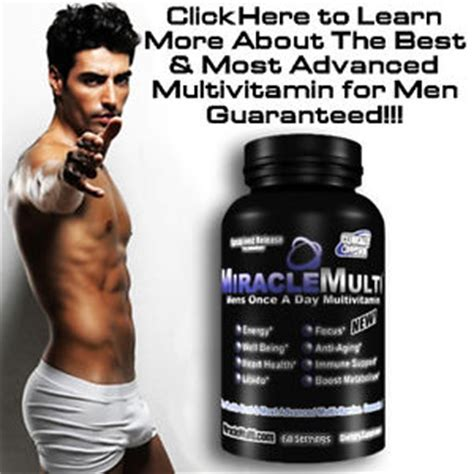 7m supplement best mens multivitamin daily vitamin supplement health