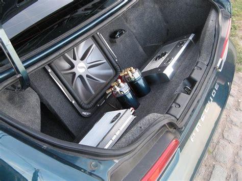 Subwoofer Set F Rs Auto by Compacte Subwoofer Voor In De Auto Verkeer Vervoer Got