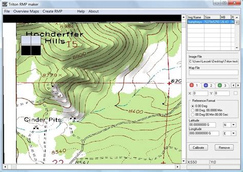 map maker software create custom raster maps for the magellan triton gps