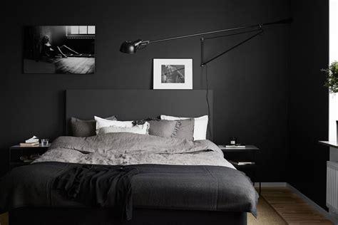 imagenes de habitaciones oscuras habitaciones negras elegantes y buenas para tu salud