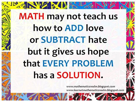 printable math quotes math quote quote number 550465 picture quotes