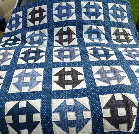 Quilt Pattern Monkey Wrench | monkey wrench quilt block images