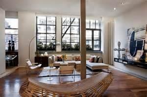 deko wohnzimmer modern moderne und praktische fenstergestaltung wohn designtrend