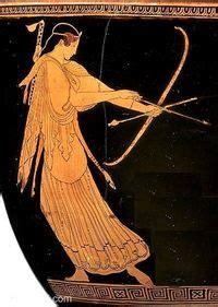 503331 gold moon sharp arrow real greek mythology