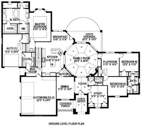 european style floor plans european style house plan 4 beds 3 5 baths 3400 sq ft