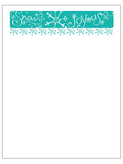 merry letter template free letter templates