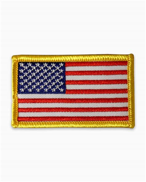 flag patch usa flag patch gwrra store