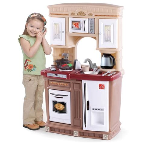 Step 2 Lifestyle Kitchen Set by Lifestyle Fresh Accents Kitchen Play Kitchen Step2